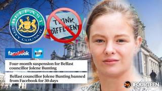 Woman Suspended From Belfast City Council For Criticizing Islam