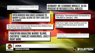 How Ethnic Germans Are Discriminated Against