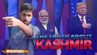 The Truth About Kashmir & Trump/Modi Alliance