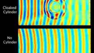 Demonstration and the mathematics of invisibility cloaking (Video)
