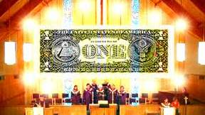 Cult of Cash and the Dogma of Dollars