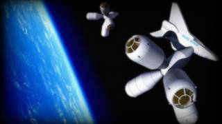 Space Hotel Slated to Open in 2012