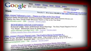 100% Proof Google is Keeping Conspiracy Sites Down - NOT!
