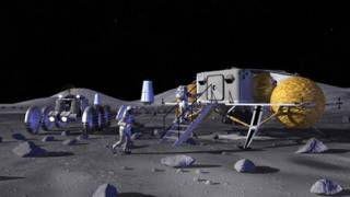 'Lunar Ark' Proposed in Case of Deadly Impact on Earth