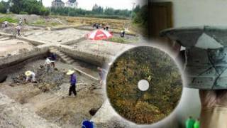 Remains of ancient city discovered in east China
