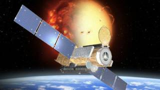 Japanese probe helps unlock riddle of sun's heat