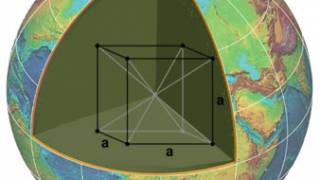 Simulations Suggests Earth's Iron Core Assumes the so-called Body-Centered Cubic Crystal Structure