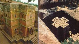 The Amazing Monolithic Churches of Ethiopia - The Lalibela