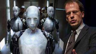Scientists: Humans and machines will merge in future