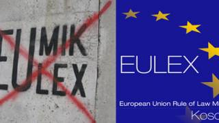 Kosovo Serbs protest against EU police and justice mission: EULEX