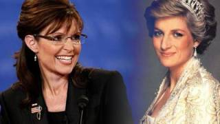 American Royalty: Palin related to Princess Diana and Roosevelt