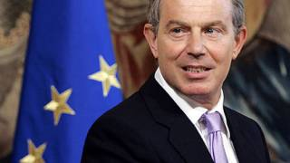Blair steps up fight to be crowned first 'President of EU'