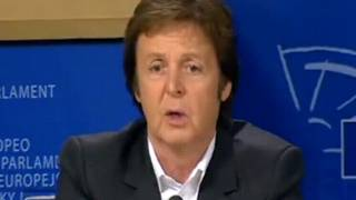 Global warming: Poor old Paul McCartney has been duped - Paul Nuttall MEP (Video)