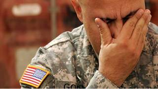 Pentagon's Advice to Traumatized Veterans: Think Happy Thoughts!