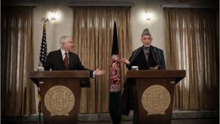 Karzai Says Afghan Army Will Need U.S. Until 2024