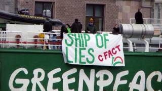 Climate Skeptics Give Greenpeace a Dose of Their Own Medicine
