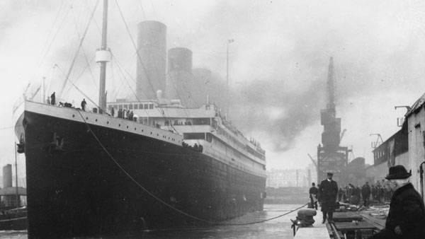 Image result for futility robertson titanic titan
