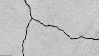 Glue made from genetically modified bacteria can knit cracks in concrete