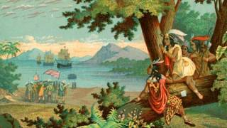 "First Americans ""reached Europe five centuries before Columbus discoveries"""