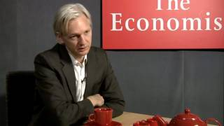 Wikileaks founder Julian Assange has close links to the Economist, controlled by the Rothschild banking family