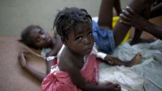 Haiti cholera likely from UN troops, expert says