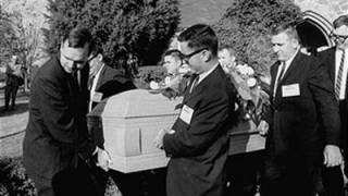 Lee Harvey Oswald's coffin goes on auction block
