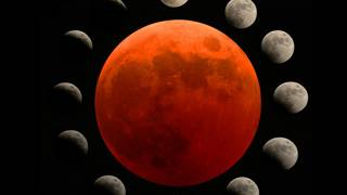 Winter Solstice, Total Lunar Eclipse & Ursid Meteor Shower on 21-12-2010
