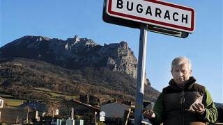 French village which will 'survive 2012 Armageddon' plagued by visitors
