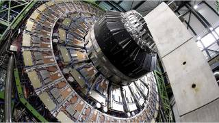 Large Hadron Collider 'Being Sabotaged from the Future'