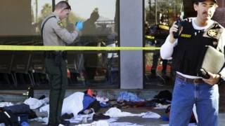 Shooting targets US congresswoman, kills 6