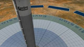 Tallest Solar Tower Set for Arizona