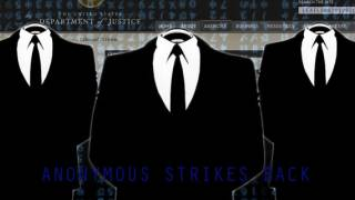 War of the Web: Anonymous strikes back after feds shut down file-sharing hub Megaupload