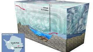 Russian scientists, using drill for 20 years, finally reach deep Antarctic lake buried under ice for 20 million years