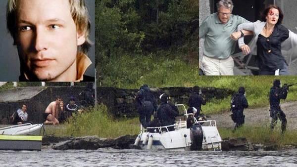 Anders Breivik Norway Attack: Police & Intelligence Criticised