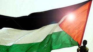 Palestinians celebrate UN endorsement of independent state