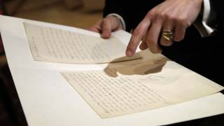 Napoleon's coded Kremlin letter sold for nearly $250,000