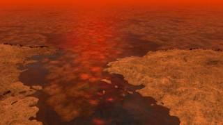 "Ice on Titan's Lakes: ""May Host an Exotic Form of Life"" says NASA/JPL"