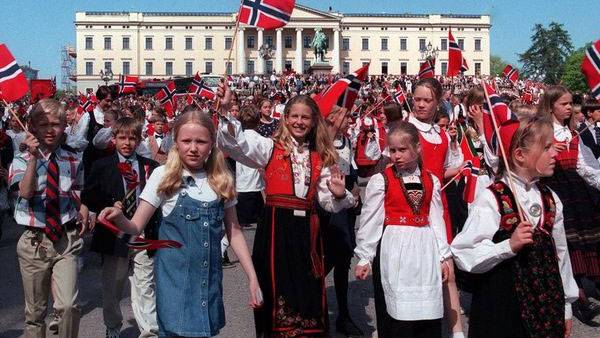 Norway is TOO WHITE! According to the President of the Jewish Community in Oslo