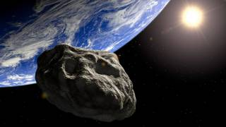 Russian scientist spies mountain-sized asteroid heading our way