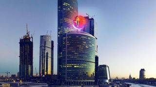 "Real-life ""Eye of Sauron"" will open up over Moscow skyscraper tower"