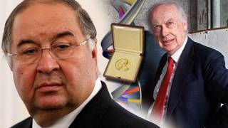 Russian billionaire buys Nobel medal of ostracized DNA scientist… to hand it back