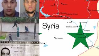 Paris Shooters Just Returned from NATO's Proxy War in Syria - Created by the West?
