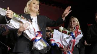 French far-right tipped to triumph in post-attacks regional vote