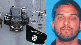 "Source: Tashfeen Malik pledged allegiance to Islamic State on Facebook - Attackers' family lawyer says ""it doesn't make sense"""