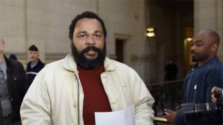French comic Dieudonne jailed for two months for anti-Semitism