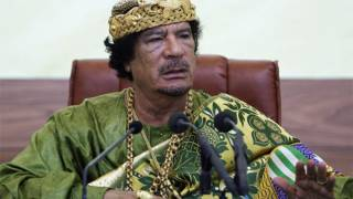 "BBC Realize 4 years too late that Gaddafi was good for Libya - publishing piece on the ""messiah of Africa"""