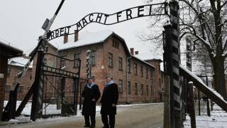 German neo-Nazi charged over concentration camp tattoo