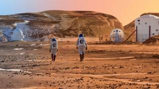 "Article Claims Elite Plan to Escape to Mars, Leave 99% of Us on ""Dying, Warring Planet"""