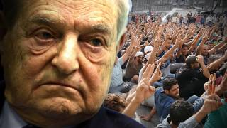 Welcome to Europe! Soros Adding Fuel to the Fire of EU's Refugee Crisis