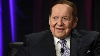 Sheldon Adelson meet with Trump to discuss Israel